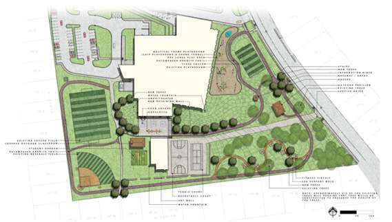 An extended view of what the Sky Harbour SPARK park will look like. (Source: Southwest ISD)