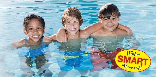 Water Smart Broward is the one-stop website for all swim-related information Broward County, including voucher requests. Source: Water Smart Broward