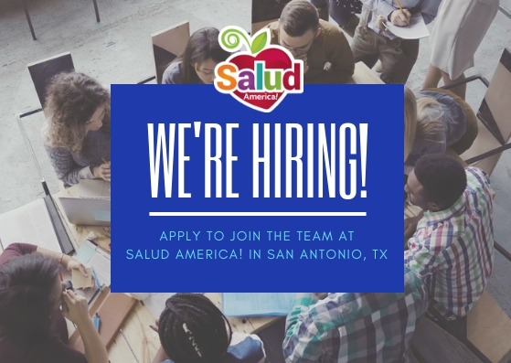 apply no salud america job position