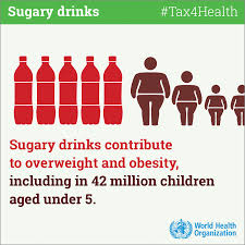 Childhood obesity and sugary beverages