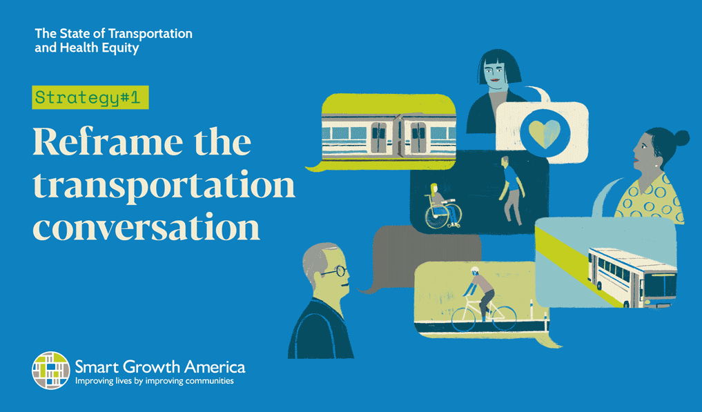 The State of Transportation and Health Equity Strategy 1