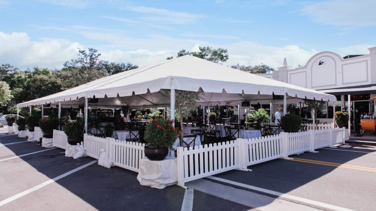 Forbici Modern Italian restaurant in Tampa expands outdoor seating