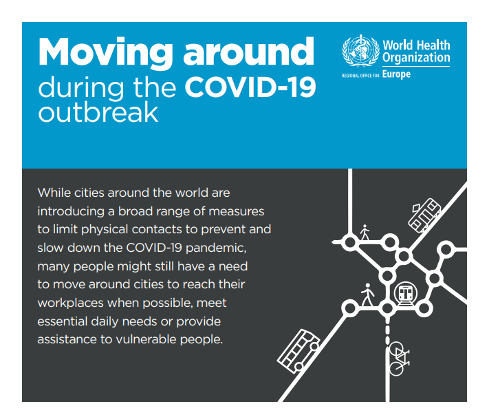 Moving Around During COVID-19 Outbreak