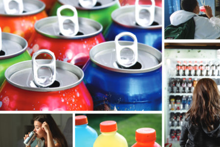 sugary drink facts report by rudd center