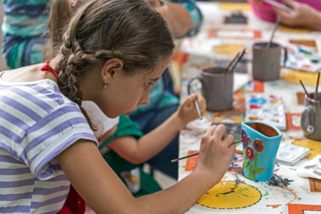 How Art Therapy Can Help Children Heal from Trauma