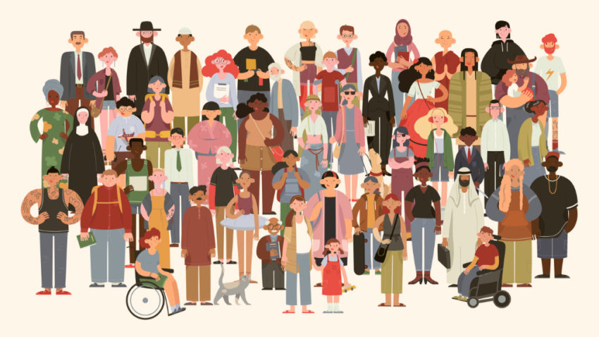 A New Normal: Diverse, Equitable, and Inclusive